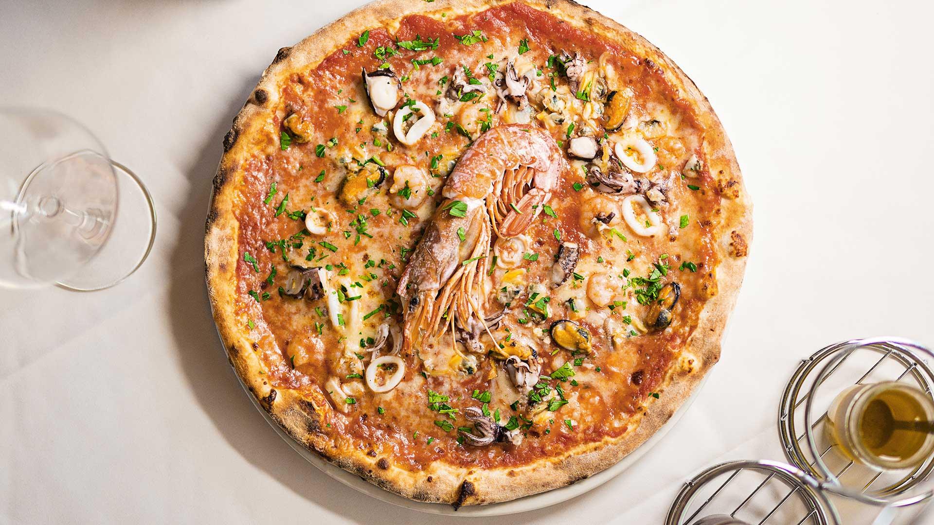 Startbild Pizza La Ruffa
